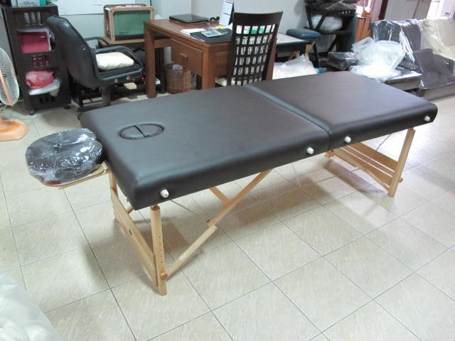 Maple wood Portable massage bed (PMT003)